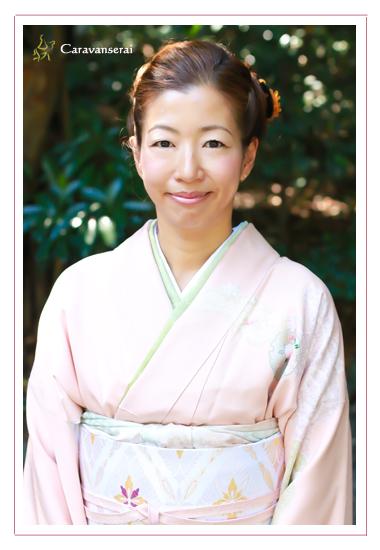 熱田神宮 七五三写真撮影 名古屋市熱田区 出張撮影カメラマン データ納品 着物プロフィール写真