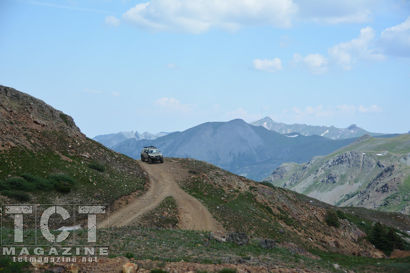 2014 FJ Summit Ouray Colorado