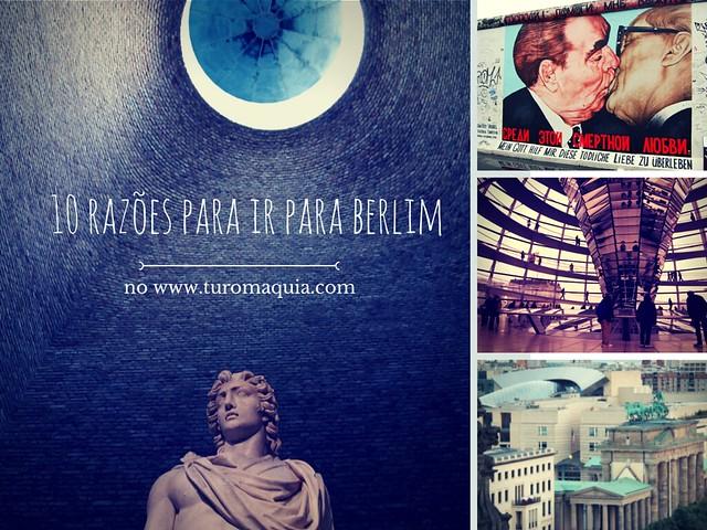 Por que ir prá Berlim