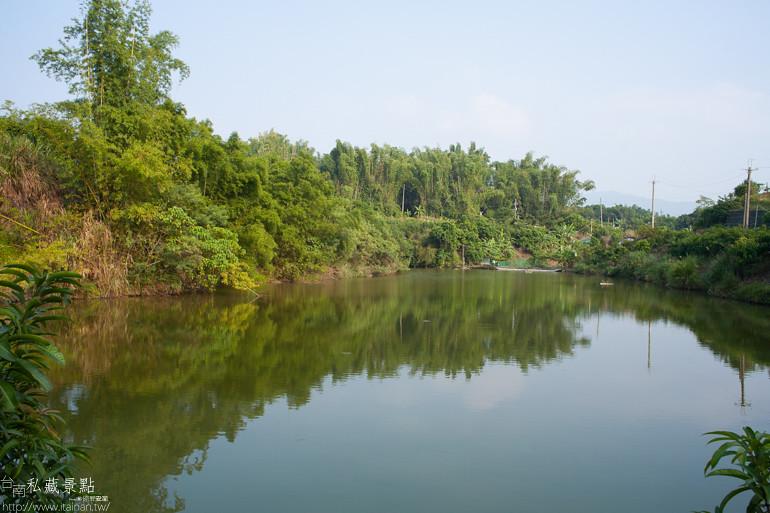台南私藏景點-南化大貢山連心湖 (5)