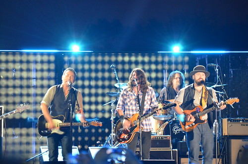 The Boss, Dave Growl, Zac Brown