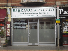 Picture of Barzinji And Co Ltd, 108 High Street
