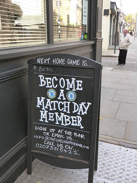 become a match day member