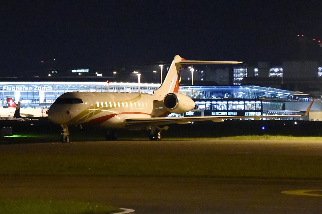VP-CZL - GL6T - TAG Aviation Asia