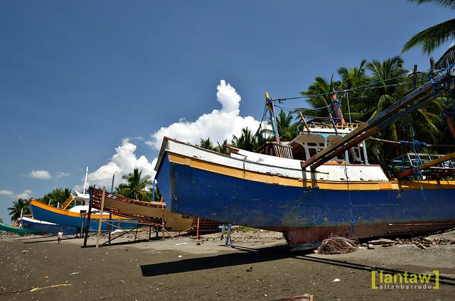 Sarangani: Malapatan Boat Builders