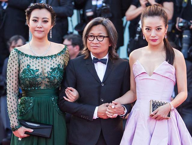 Peter Ho Vicki Zhao