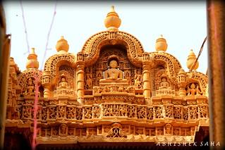 Image of Jaisalmer Fort near Jaisalmer. jaisalmer rajasthan awesomeroadtrip sonarkella