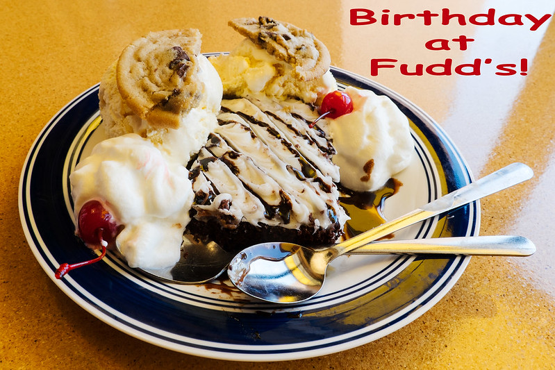 Birthday at Fudd's 2