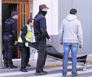 Cadaver mare de Jesus Pereperez. De Sueca a Alzira. 12-2-2012