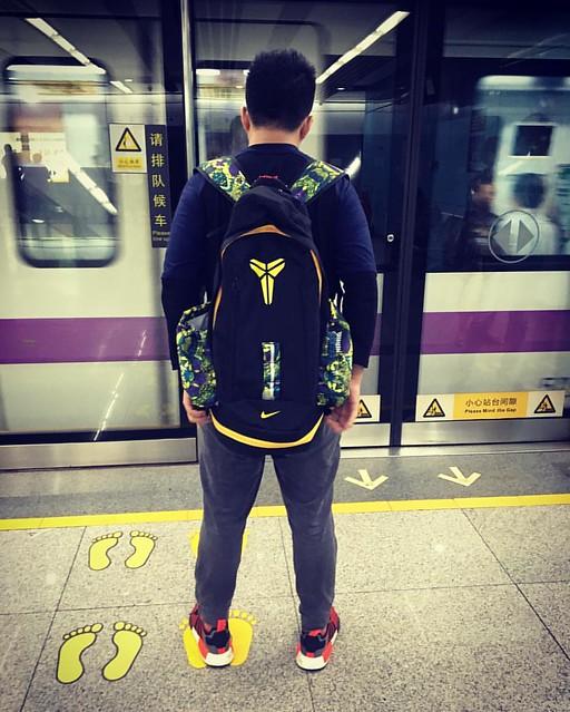 #subwaylife #thataintme #subway #地铁 #��