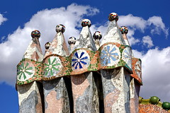 [2013-03-11] Casa Batllo roof