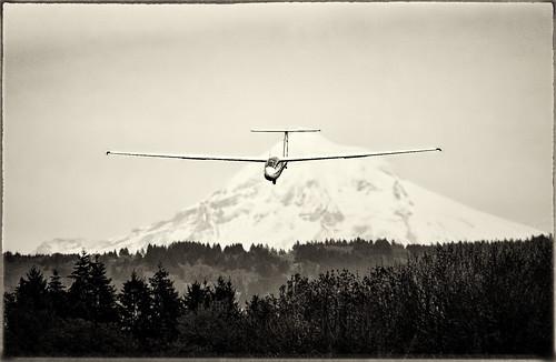 silent landing