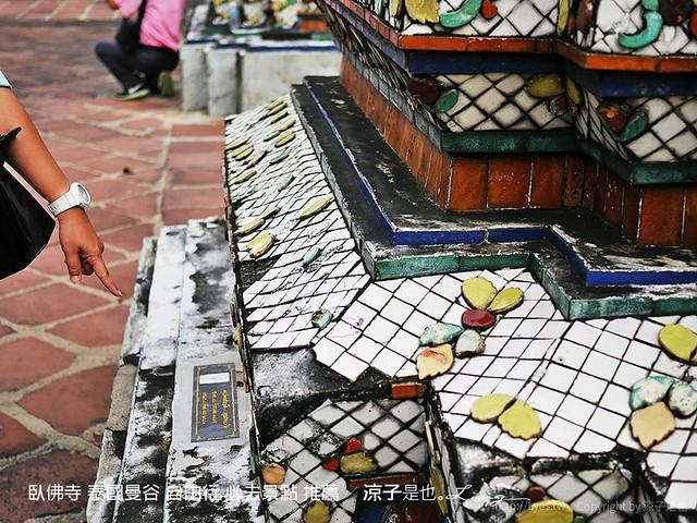 臥佛寺 泰國曼谷 自由行 必去景點 推薦 5