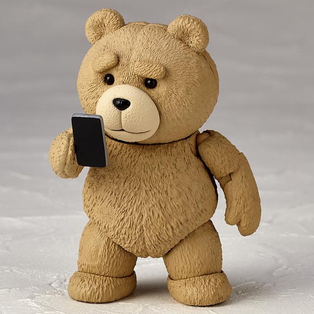 這隻賤熊又來啦~! 海洋堂 FIGURE COMPLEX MOVIE REVO Series No.006 《熊麻吉》 泰德 TED