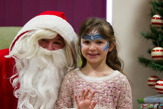 The Myton Hospices' Coventry Christmas Fayre 2016