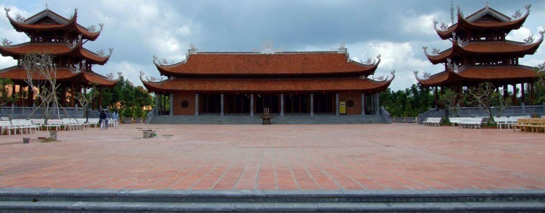 Thiền viện trúc Lâm Phương Nam