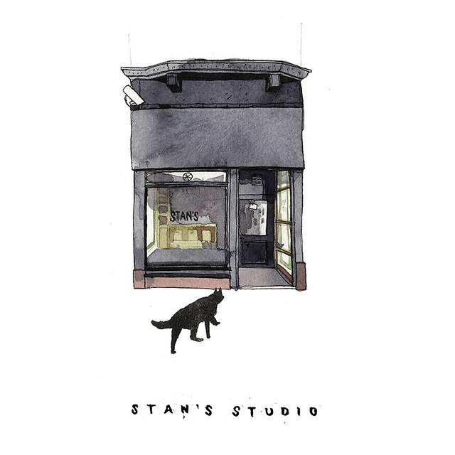 stan's studio