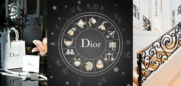 Collage Dior