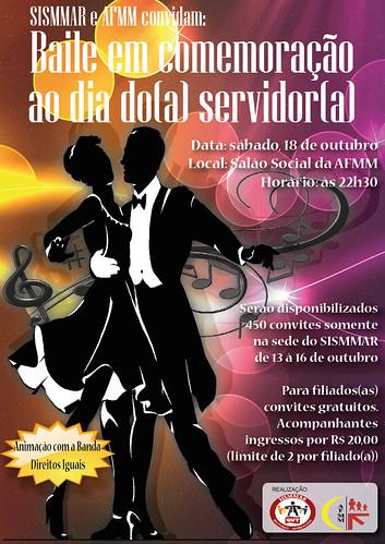ARTE BAILE DO SERVIDOR