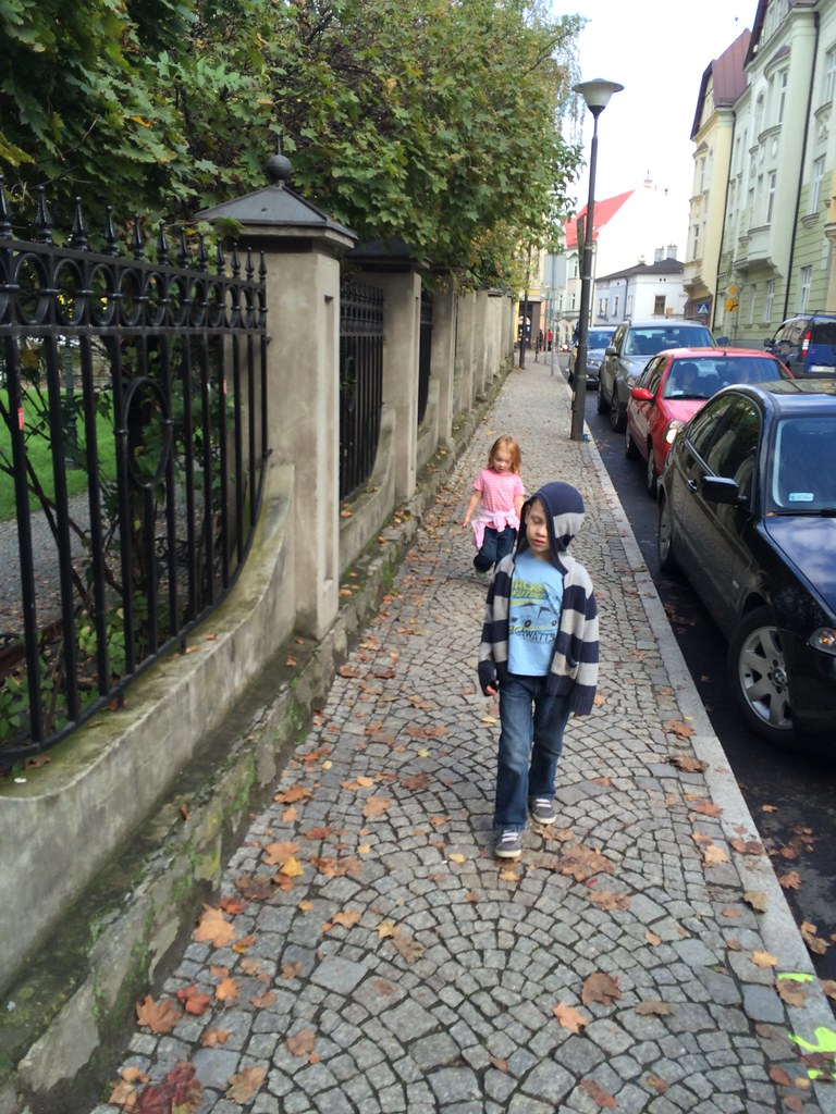 A Walk to Poland (10/18/14)