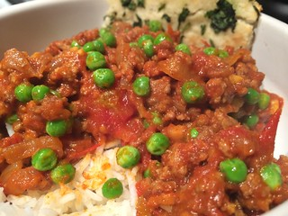 7 Pot Keema : Close up