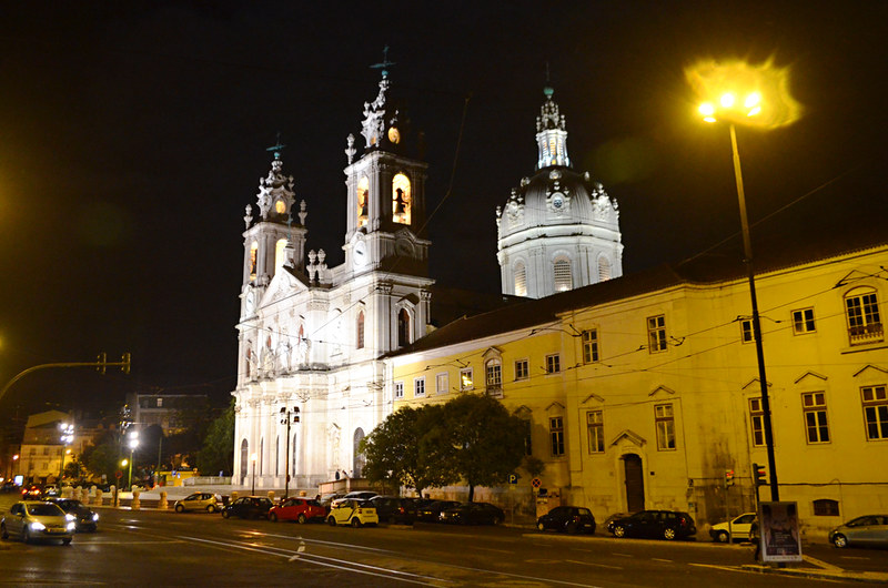 Basilica, Lisbon, Portugal