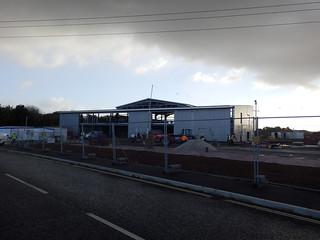 Steel is up. October 2014
