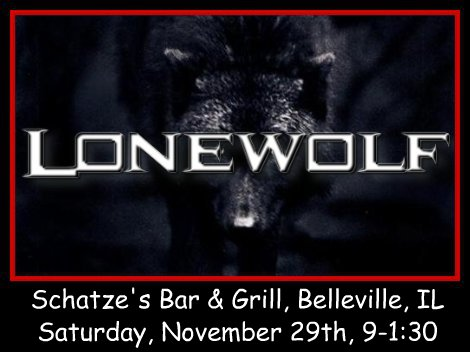 Lonewolf 11-29-14