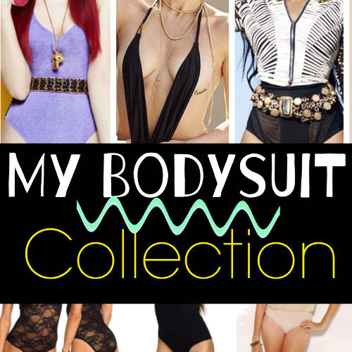 My BodySuit Tops - A Collection for Super Women