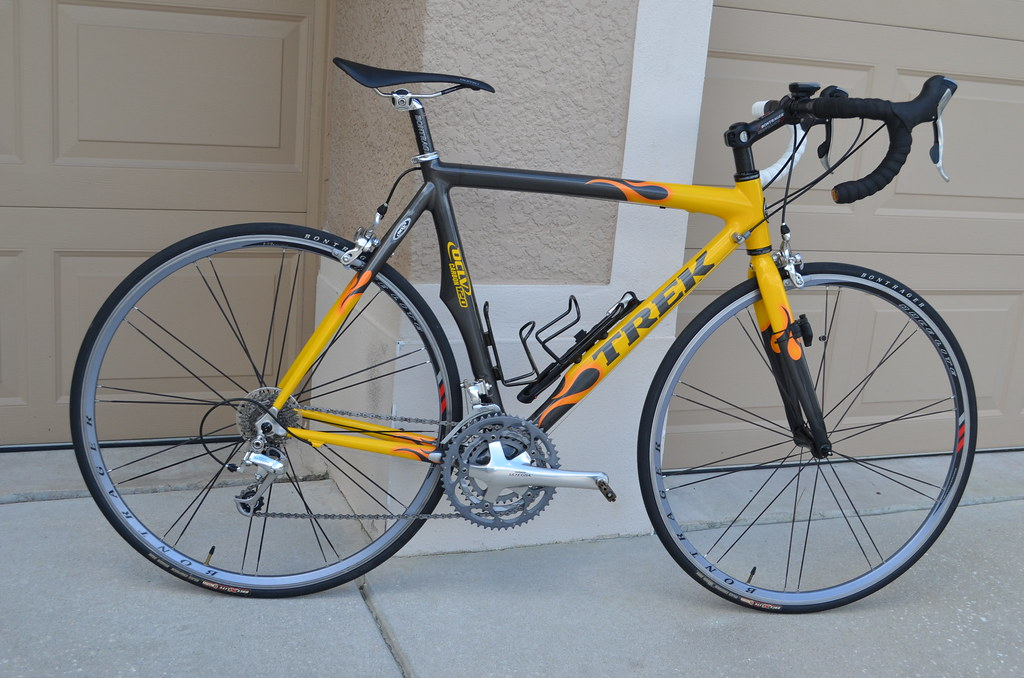 trek madone project one 5.2 tampa bike trader
