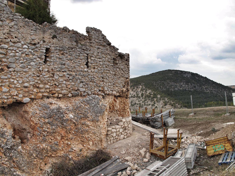 B.A.B ARQUITECTOS_castillo ucero_consolidacion_mecd