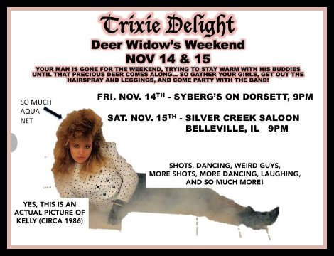 Trixie Delight 11-15-14