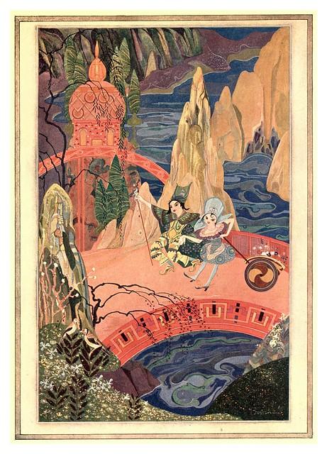 009-Folk tales of Flanders (1918)- Jean de Boschère
