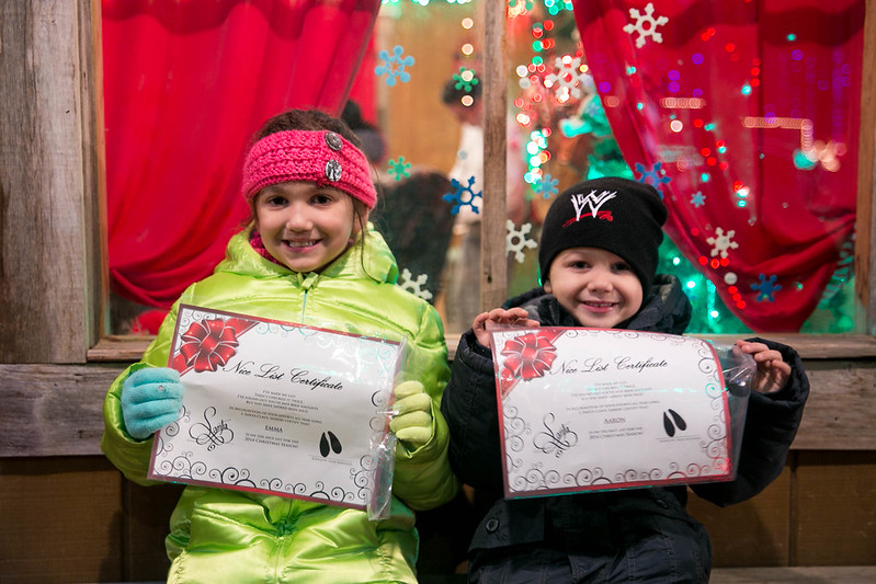 Santa's Wonderland 2014-18