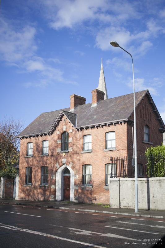 Dublin Old Architecture