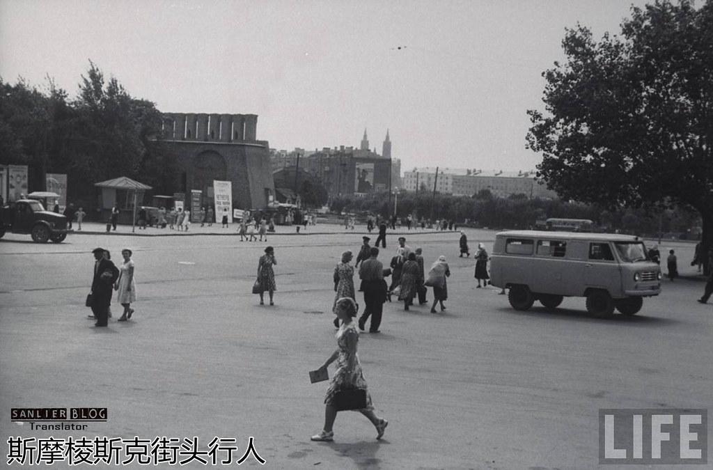 1958-1960年苏联(杰瑞·库克 摄)18