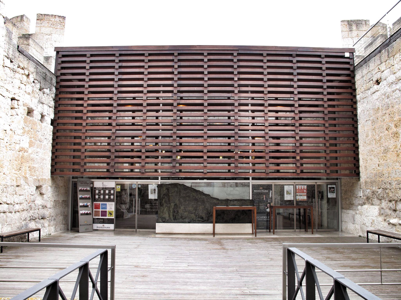reharq_museo provincial del vino_peñafiel_arquitectura_arquitecturaav