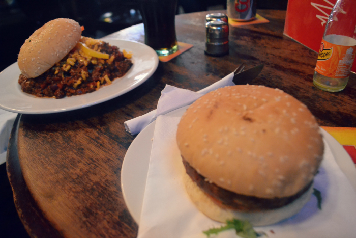 Phoenix Dundee burgers