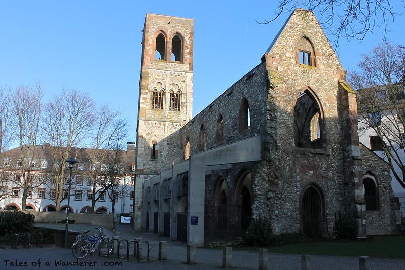 MAINZ - Kirche St. Christoph