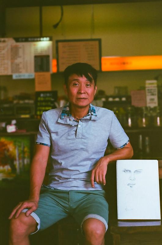 咖啡店老闆