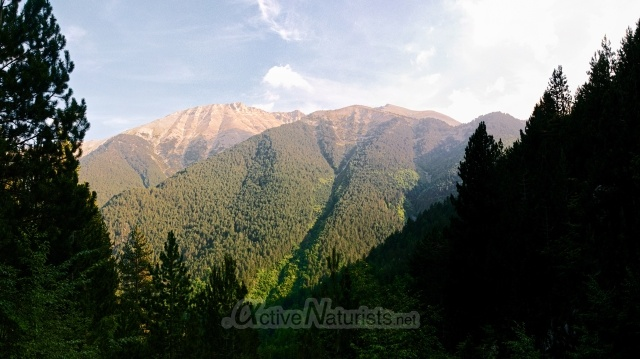 view 0009 E4 trail, Mount Olympus, Greece