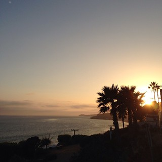 #nofilter #airstream #airstreamdc2cali #malibu #california #pacific #sunset