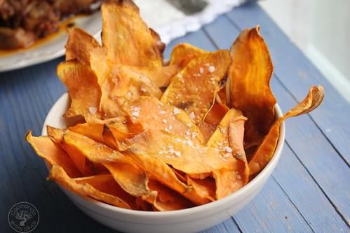 Chips de boniato al horno www.cocinandoentreolivos.com (13)