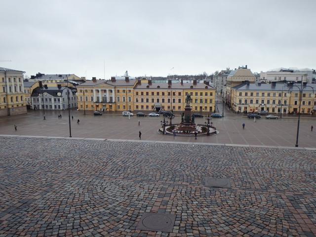 Helsinki - Plaza del Senado
