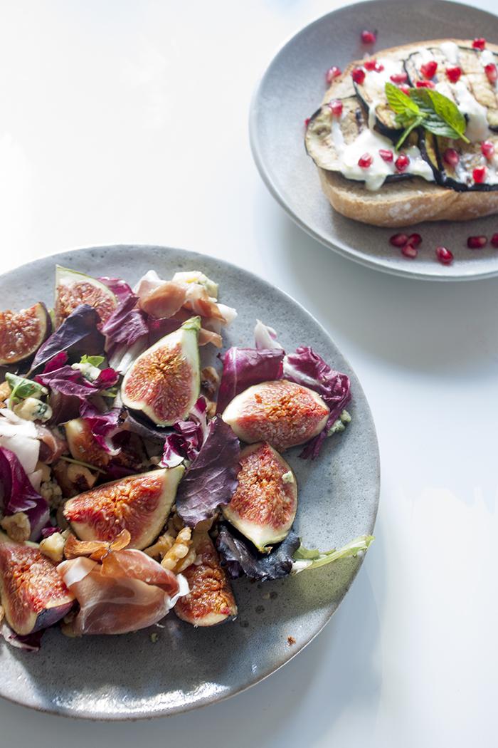 fig salad blog