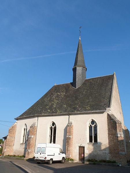 église de salbris