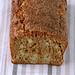 Whole wheat apple cinnamon bread