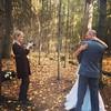 @jillcoursenphoto doing her thang! #yeg #wedding