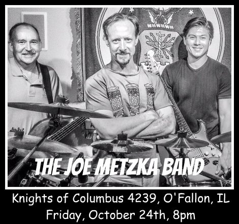Joe Metzka Band 10-24-14