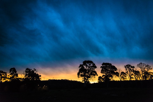 sunset sky clouds nikon tasmania lightroom d610